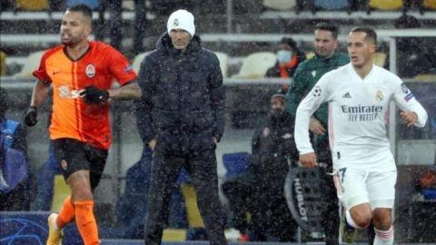 Zidane deja de ser intocable