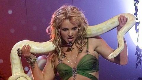 Britney Spears y sus hazañas como cantante a los 39 años