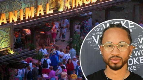 Arrestan a rapero por golpear a empleado de Disney World