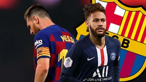Neymar Jr: Lo que más quiero es volver a jugar con Messi