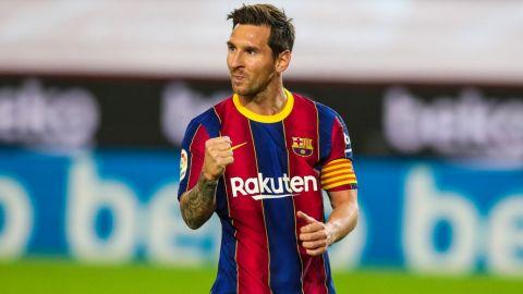 Vender a Messi, la mejor salida económica para el Barcelona