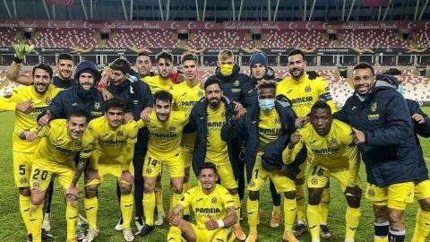 El Villarreal asegura el liderato y la clasificación en Turquía