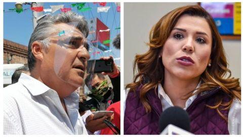 Presiona Ruiz Uribe a alcaldesa de Mexicali, Marina del Pilar Ávila