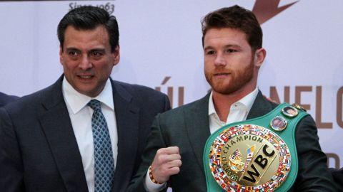 Sulaimán augura un buen cierre para el boxeo en 2020