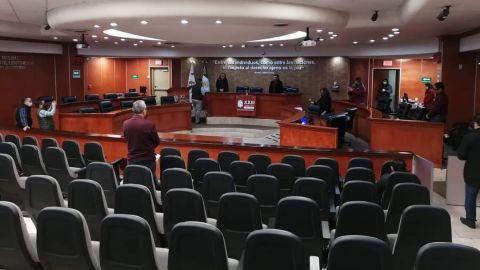 Queda instalada nueva mesa directiva del Congreso del Estado de Baja California