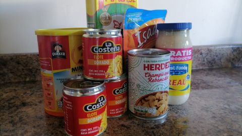 Alimentos más caros en frontera por la pandemia