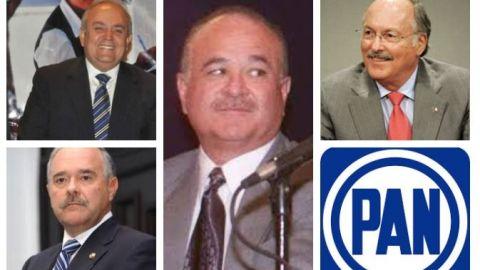 Ex gobernadores panistas piden a Consejo Nacional del PAN alianza con PRI y PRD