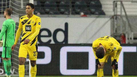 Dortmund finaliza el duelo con seis juveniles