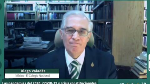 Manejo de la pandemia en México, fuera de la norma constitucional
