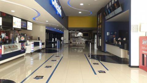 Baja afluencia en cines de Tijuana