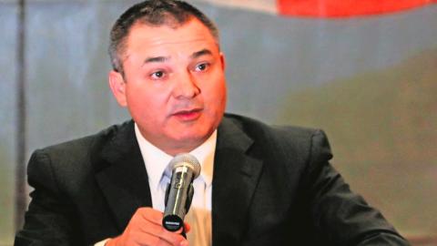 México solicitó formalmente extradición de Genaro García Luna desde EU