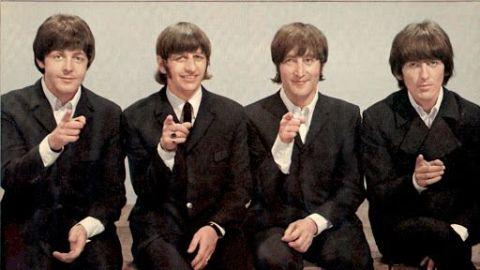 Paul McCartney y Ringo Starr recuerdan con fotos a John Lennon