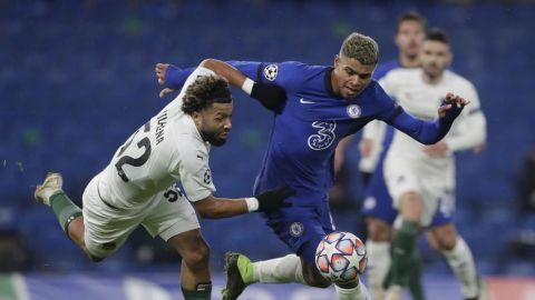 Chelsea y Krasnodar firman tablas con la cabeza en otra parte