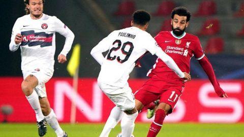 Un Liverpool alternativo empata en Dinamarca un partido intrascendente