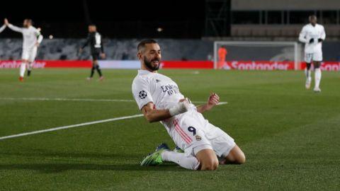 Real Madrid gana y avanza como líder a Octavos de Champions