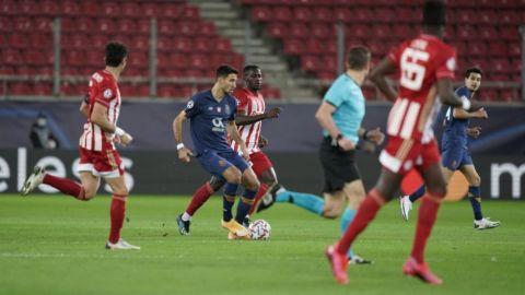 Porto vence con los suplentes al Olympiacos