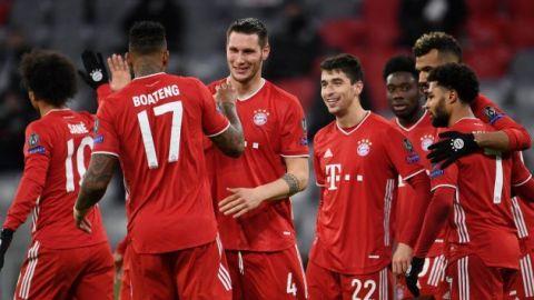 El Bayern deja al Lokomotiv sin Europa League