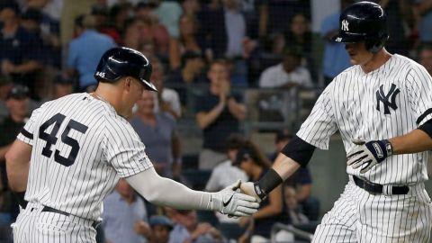 Luke Voit optimista de que DJ LeMahieu volverá con Yankees