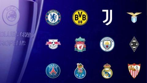 La historia de los 16 sobrevivientes en la Champions League