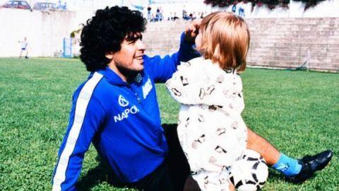 Sesenta demandas y 11 hijos, los números de la herencia de Maradona