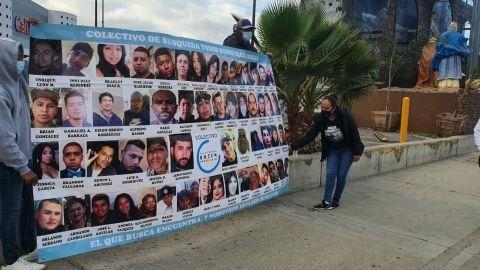Lento proceso de identificación de cuerpos en Tijuana