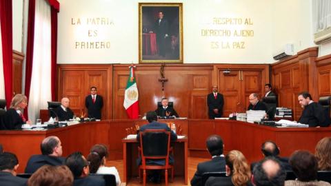 Corte desecha segunda consulta ciudadana para enjuiciar expresidentes