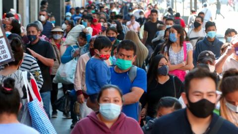 Morena propone reforma para que uso de cubrebocas sea obligatorio