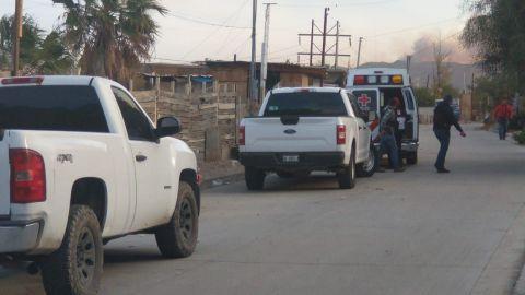 Encuentran un cadáver y dos lesionados en el este de Tijuana