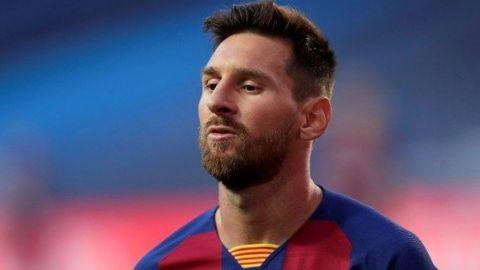 Estrés de jugar con Messi es demasiado para algunos, dice ex asistente técnico