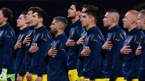 Ucrania apela fallo de UEFA por juego cancelado por COVID-19