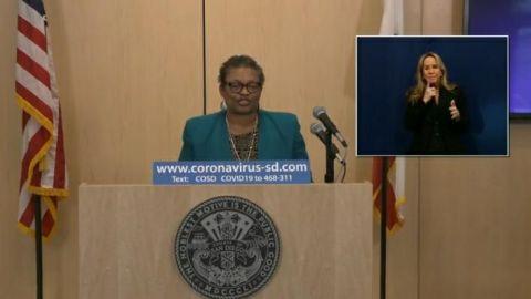 Cifra récord de casos nuevos de COVID-19 en San Diego