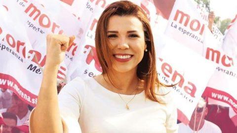 ¿Quién es la candidata a gobernadora de Baja California por Morena?