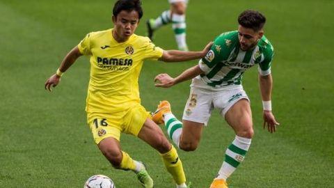 El Villarreal pierde la tercera plaza y el Betis no despeja dudas
