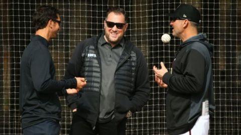 Los Mets ya tienen gerente general