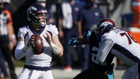 Broncos se aferran y vencen a los Panthers