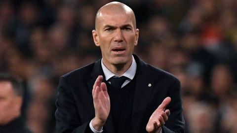 """Zidane expresa """"máximo respeto"""" por el Atalanta"""