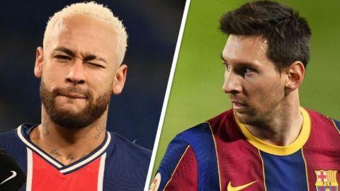 Messi vs Neymar: El duelo esperado