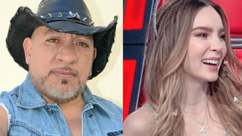 Carlos Trejo quiere cazar a Belinda para filme de ''Cañitas''