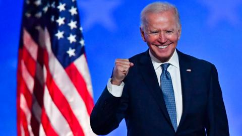 Joe Biden oficializa su triunfo en las elecciones presidenciales de EU