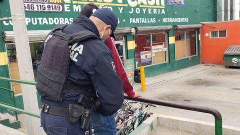 Arrestan a más de 380 personas durante el fin de semana