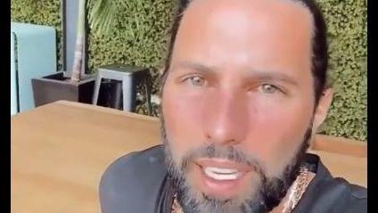 Poncho De Nigris y su familia lucha contra el coronavirus (Videos)