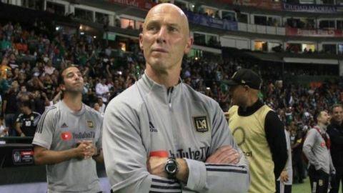 """El técnico del LAFC, confiesa que conoce las """"cruzazuleadas"""""""