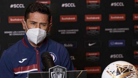 'Venimos a ganar', la consigna en Cruz Azul