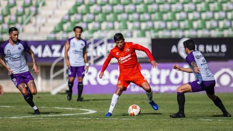 Xolos enfrentó partidos amistosos ante Mazatlán FC