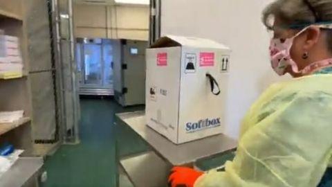 Sector salud recibirá primero la vacuna contra COVID-19 en San Diego