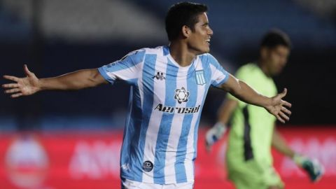 Libertadores: Racing gana primera pulseada a Boca Juniors