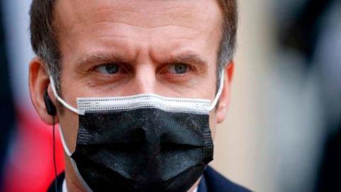 Emmanuel Macron, presidente de Francia, dio positivo a la COVID-19