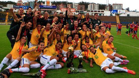 Copa América Femenina se disputará cada dos años desde 2022