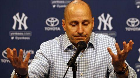 Brian Cashman sabe lo que tiene que hacer con Yankees
