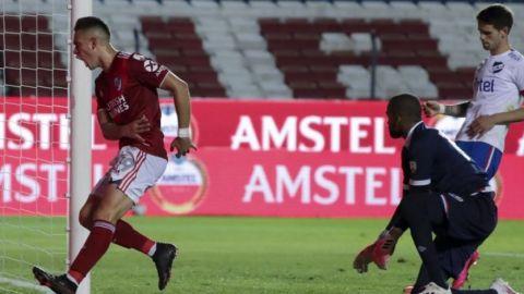 River golea 6-2 a Nacional; es semifinalista en Libertadores
